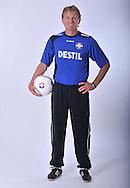 05-07-2009: Voetbal:Studioportretten Willem II<br /> Trainer Fons Groenendijk<br /> Foto: Geert van Erven