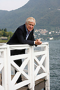 Paolo Garimberti, President of Rai ( Italian public television ), poses at Grand Hotel Villa d'Este where take place the annual Ambrosetti Workshop in Cernobbio, September 3, 2011. © Carlo Cerchioli