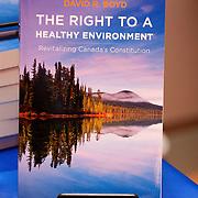 Book by Dr David Boyd