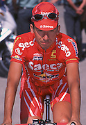 Photo Peter Spurrier.2002 Tour of Spain.Alessandro Spezialetti ITA Team Saeco - Longoni Sport ITA.