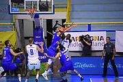 Riccardo Cervi<br /> Italia - Finlandia<br /> Nazionale Italiana Maschile<br /> Torneo Sardegna a Canestro 2017<br /> Cagliari 11/08/2017<br /> Foto Ciamillo-Castoria