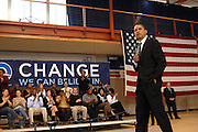 Presidential hopeful Senator Barack Obama stumps in Mississippi one day before the states Primary. Barack Obama Stand for Change Town hall Meeting at Mississippi College for Women in Columbus MS. Monday March 10,2008.(Photo/© Suzi Altman)Presidential Democratic hopeful Senator Barack Obama stumps in Mississippi one day before the states Primary. Barack Obama Stand for Change Town hall Meeting at Mississippi College for Women in Columbus MS. Monday March 10,2008.(Photo/© Suzi Altman)