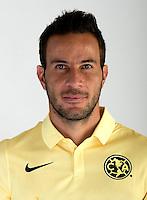 Mexico League - BBVA Bancomer MX 2014-2015 -<br /> Aguilas - Club de Futbol America / Mexico - <br /> Luis Gabriel Rey Villamizar