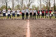 Cernusco SN, 28 aprile 2013 - Prima partita del primo Campionato Italiano di Football Americano Femminile. Furie  - Tempeste Sirene