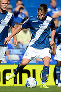 Stephen Gleeson during the Sky Bet Championship match between Birmingham City and Reading at St Andrews, Birmingham, England on 8 August 2015. Photo by Alan Franklin.