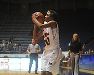 Ole Miss's Amber Singletary (20) vs. South Alabama in women's college basketball in Oxford, Miss. on Friday, November 18, 2011.