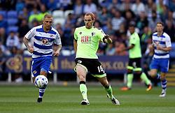 Shaun MacDonald of Bournemouth passes the ball - Mandatory by-line: Robbie Stephenson/JMP - 29/07/2016 - FOOTBALL - Madejski Stadium - Reading, England - Reading v AFC Bournemouth - Pre-season friendly