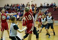 Francouer Babcock Memorial Basketball Tournament at Gilford Middle School.    ©2019 Karen Bobotas Photographer