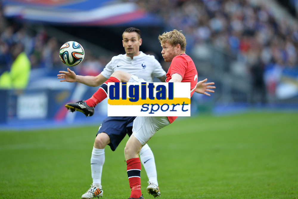 Tom Hogli (nor) - Mathieu Debuchy (fra)