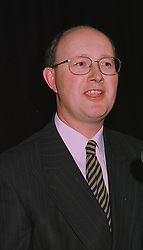 The HON.KEVIN PAKENHAM son of the Earl of Longford, at a party in London on 5th December 1997.MEC 54