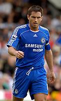 Photo: Daniel Hambury.<br />Fulham v Chelsea. The Barclays Premiership. 23/09/2006.<br />Chelsea's Frank Lampard.