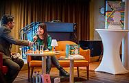 ROTTERDAM - ELLEN DECKWITZ een Murakami weekend op de SS Rotterdam. copyright robin utrecht