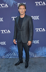 August 2, 2018 - West Hollywood, California, U.S. - Stephen Moyer arrives for the FOX Summer TCA 2018 All-Star Party at Soho House. (Credit Image: © Lisa O'Connor via ZUMA Wire)