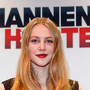 NLD/Amsterdam/20151214 - Film premiere Mannenharten 2, Lisa Smit