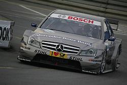 02.07..2011, Norisring, Nürnberg, GER, DTM 2011  5. Rennen,  im Bild: Bruno Spengler (CAN #03 Mercedes-Benz Bank AMG)   // during the dtm race Nuernberg race 05, on 02/07/2011  EXPA Pictures © 2011, PhotoCredit: EXPA/ nph/   Theisen       ****** out of GER / CRO  / BEL ******