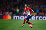 Filipe Luis of Atletico de Madrid during the UEFA Champions League, round of 16, 1st leg football match between Atletico de Madrid and Juventus on February 20, 2019 at Wanda metropolitano stadium in Madrid, Spain - Photo Oscar J Barroso / Spain ProSportsImages / DPPI / ProSportsImages / DPPI
