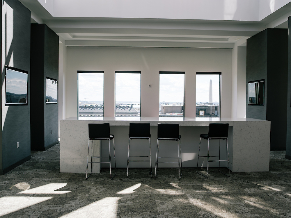 The Penthouse at the Washington Post's new offices in Washington, D.C. on Sept. 12, 2016.
