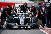 June 6-10, 2019: Canadian Grand Prix. Valtteri Bottas (FIN), Mercedes AMG Petronas Motorsport, F1 W10