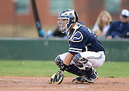 March 12, 2016: The St. Edward's University Hilltoppers play against the Oklahoma Christian University Eagles at Dobson Field on the campus of Oklahoma Christian University.