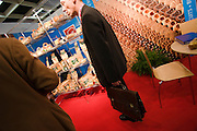 ISM (Internationale Su?sswarenmesse - International Sweets Fair) 2004 in Cologne, Germany - biggest of its kind, worldwide.