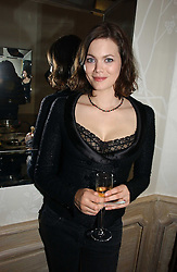 JASMINE GUINNESS at a party to celebrate the re-opening of the David Morris Flagship store at 180 New Bond Street, London on 14th June 2006.<br /><br />NON EXCLUSIVE - WORLD RIGHTS