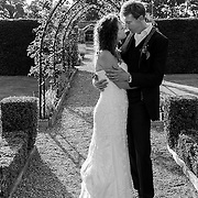 Wedding at Hoveton Hall Gardens, Norfolk.