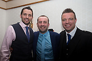 09/02/2017 - Dundee FC Hall of fame dinner at the Invercarse Hotel, Dundee  Picture by David Young -