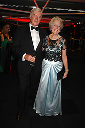 LORD & LADY PARKINSON at the British Red Cross Gala Ball 2007 themed 'East Meets West' held at Old Billingsgate, 16 Lower Thames Street, London on 5th June 2007.<br /><br />NON EXCLUSIVE - WORLD RIGHTS