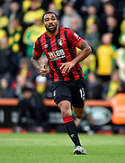 Callum Wilson (13) of AFC Bournemouth during the Premier League match between Bournemouth and Norwich City at the Vitality Stadium, Bournemouth, England on 19 October 2019.