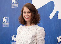 Paula Beer at the Frantz film photocall at the 73rd Venice Film Festival, Sala Grande on Saturday September 3rd 2016, Venice Lido, Italy.