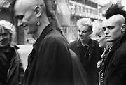 Bovver Boots Crew,London. UK, 1980s.