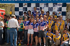 20080511 - USA Cycling Collegiate Nationals Podiums