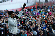 Saturday, March 26, 2016  : Michael Franti & Spearhead perform at Park City Mountain Resort as part of their Spring Grüv.  Photo by Jeff Swinger/SwingmanPhoto