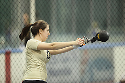 London, Ontario ---10-01-23--- \dw\ competes at the 2010 Don Wright Team Challenge in London, Ontario, January 23, 2010..GEOFF ROBINS Mundo Sport Images