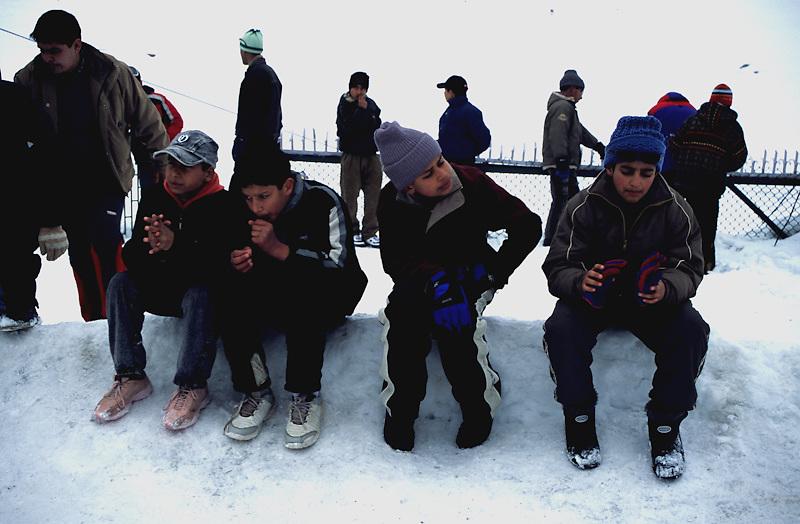 Gulmarg India occupied Kashmir