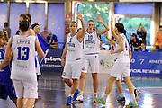 DESCRIZIONE : Lucca Qualificazioni Europei donne 2015 Italia Estonia<br /> GIOCATORE : team <br /> CATEGORIA : esultanza<br /> EVENTO : Qualificazioni Europei donne 2015<br /> GARA : Italia Estonia<br /> DATA : 08/06/2014 <br /> SPORT : Pallacanestro <br /> AUTORE : Agenzia Ciamillo-Castoria/De Massis<br /> Galleria : Fip Nazionali 2014 <br /> Fotonotizia : Lucca Qualificazioni Europei donne 2015 Italia Estonia<br /> Predefinita :