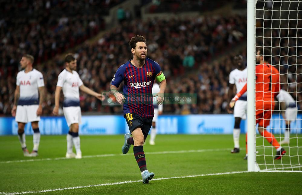 صور مباراة : توتنهام - برشلونة 2-4 ( 03-10-2018 )  38928639