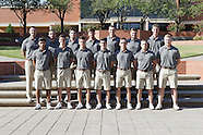 OC Men's Golf Team and Individuals - 2016-2017 Season
