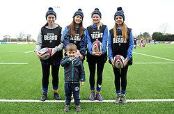 Ball girls and mascot - Mandatory by-line: Nizaam Jones/JMP - 23/03/2019 - RUGBY - Shaftesbury Park - Bristol, England - Bristol Bears Women v Richmond Women- Tyrrells Premier 15s