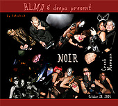 NOIR Alma & Deepa Masquerade Party