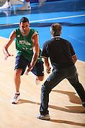 DESCRIZIONE : Bormio Raduno Collegiale Nazionale Maschile Preparazione Fisica <br /> GIOCATORE : Matteo Soragna <br /> SQUADRA : Nazionale Italia Uomini <br /> EVENTO : Raduno Collegiale Nazionale Maschile <br /> GARA : <br /> DATA : 19/07/2008 <br /> CATEGORIA : Riscaldamento <br /> SPORT : Pallacanestro <br /> AUTORE : Agenzia Ciamillo-Castoria/S.Silvestri <br /> Galleria : Fip Nazionali 2008 <br /> Fotonotizia : Bormio Raduno Collegiale Nazionale Maschile Preparazione Fisica <br /> Predefinita :