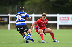 Callum Sheedy of Bristol United in action against Bath United - Mandatory by-line: Paul Knight/JMP - 16/09/2017 - RUGBY - Hornets RFC - Weston-super-Mare, England - Bristol United v Bath United - Aviva A League