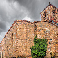 Parish church, Yanguas, Soria, Spain