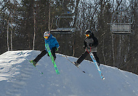 Gunstock's Blundersmoke Park.  Karen Bobotas for the Laconia Daily Sun
