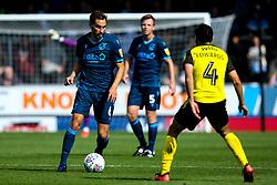 Edward Upson of Bristol Rovers takes on Ryan Edwards of Burton Albion - Mandatory by-line: Robbie Stephenson/JMP - 31/08/2019 - FOOTBALL - Pirelli Stadium - Burton upon Trent, England - Burton Albion v Bristol Rovers - Sky Bet League One
