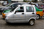 China, Beijing local transport three wheeled car