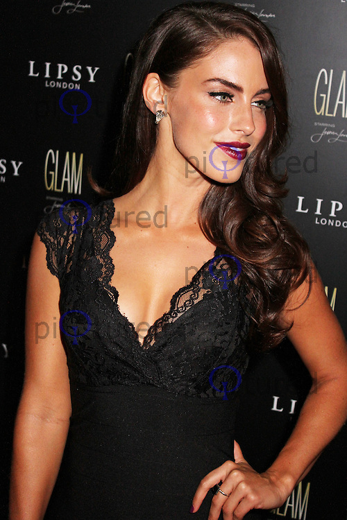 Jessica Lowndes, Lipsy Glam - Fragrance Launch, The Cumberland Hotel, London UK, 29 August 2013, (Photo by Brett D. Cove)