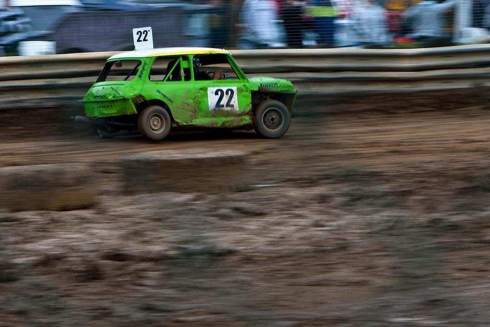 Banger Racing, Trent Raceway