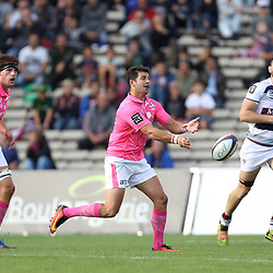 Morne Steyn of Stade Francais during the Top 14 match between Bordeaux Begles and Stade Francais on September 9, 2017 in Bordeaux, France. (Photo by Manuel Blondeau/Icon Sport)