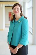 P1213-195: Corporate College East staff member Eustacia Netzel-Hatcher.